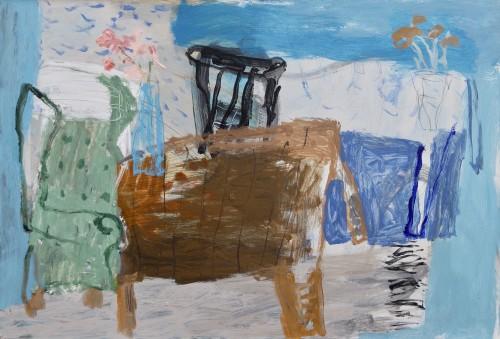 David Pearce, Grandma's Chair (Hungerford Gallery)