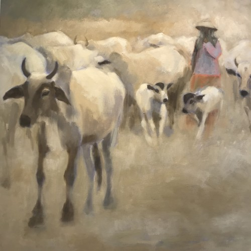 Clare Granger, Heat and Dust (Hungerford Gallery)