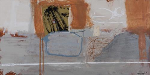 Felice Hodges, Blue in Suspension