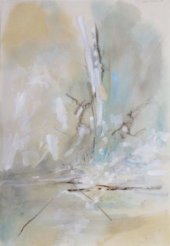 Bob Aldous, Turquoise Reflection (London Gallery)