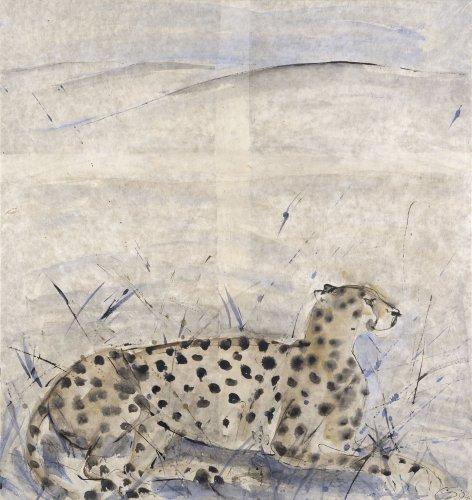 Christine Seifert, Cheetah (London Gallery)