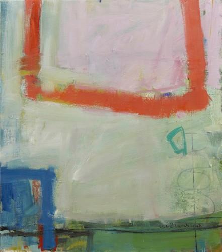 Chloë Lamb, Construction I (Hungerford Gallery)