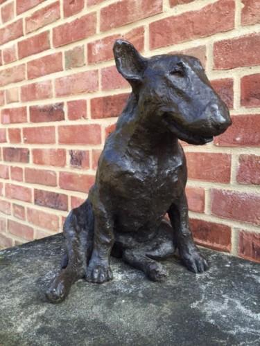 Rosemary Cook, Ben - English Bull Terrier