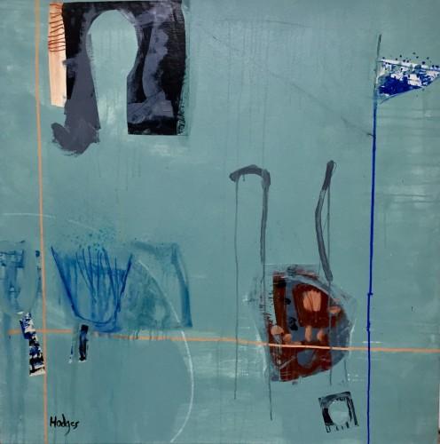 Felice Hodges, Pat's Finale (London Gallery) , 2018