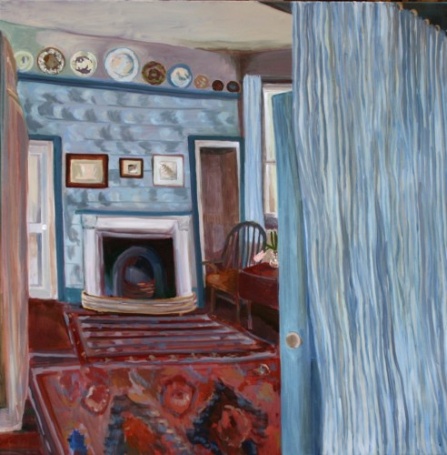Lottie Cole, Emery Walker Interior II (Hungerford Gallery)