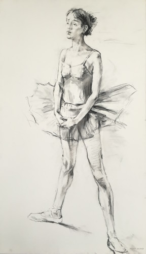 Valeriy Gridnev, Young Ballet Dancer (Hungerford Gallery)