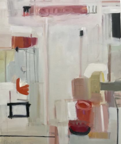 Shirin Tabeshfar Houston, Meeting Again (London Gallery)