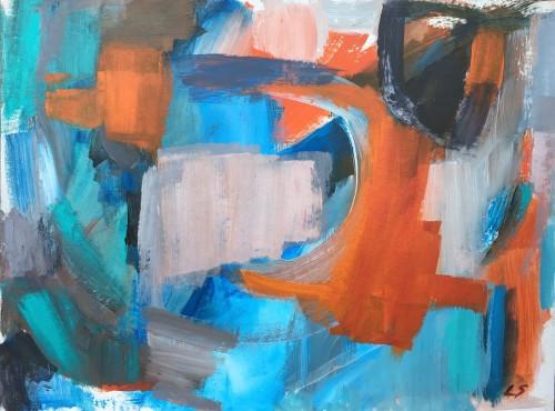 Laura Sednaoui, Baroque Orange (London Gallery)