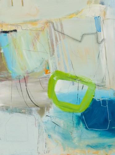 David Mankin, Longer Days (London Gallery)