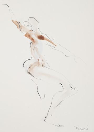 Bella Pieroni, Dancer Roxi II (Hungerford Gallery)