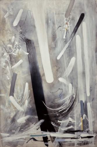 Bob Aldous, Mother Earth Father Sky (London Gallery)