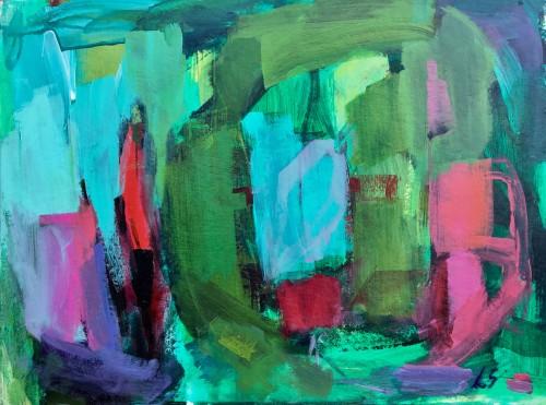 Laura Sednaoui, Midsummer Night's Dream (Hungerford Gallery)