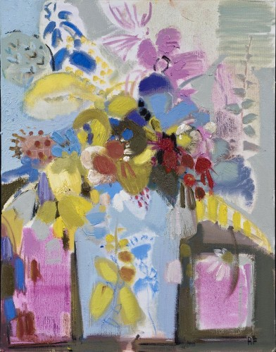 Annabel Fairfax, Scents of Summer (Hungerford Gallery)
