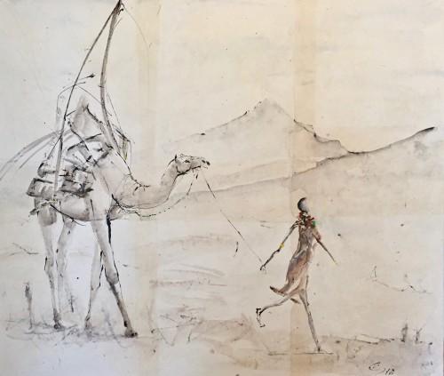 Christine Seifert, Moving With Camel