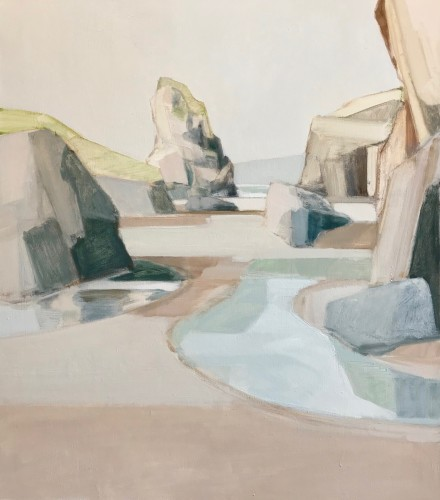 Myles Oxenford, Kynance (Hungerford Gallery)