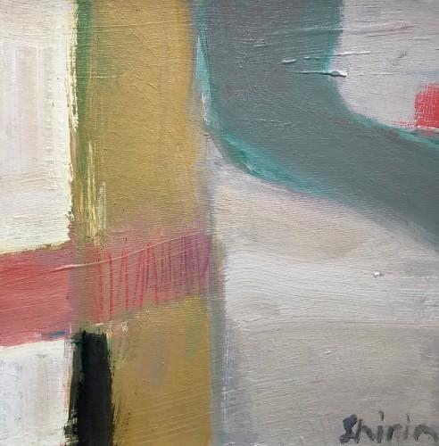 Shirin Tabeshfar Houston, Winter Breeze (London Gallery)