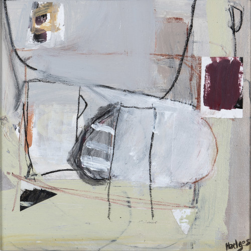 Felice Hodges, Composition: Maroon and Yellow