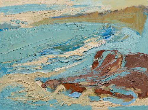 Paul Wadsworth, Sea Sculptures (London Gallery)