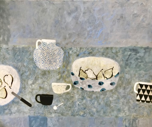 Sarah Bowman, The Big Blue (London Gallery)