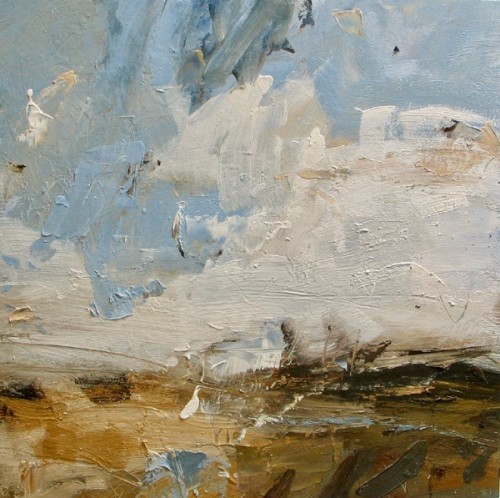 Louise Balaam, Preseli Mountains, High Sky (Gors Faw) (London Gallery)