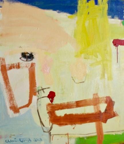Chloë Lamb, Balance II (Hungerford Gallery)