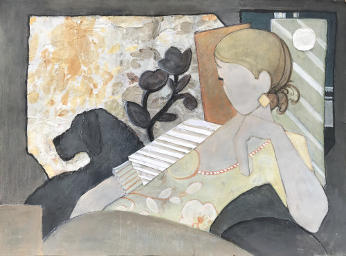 Judy Hulbert, On Guard (London Gallery)