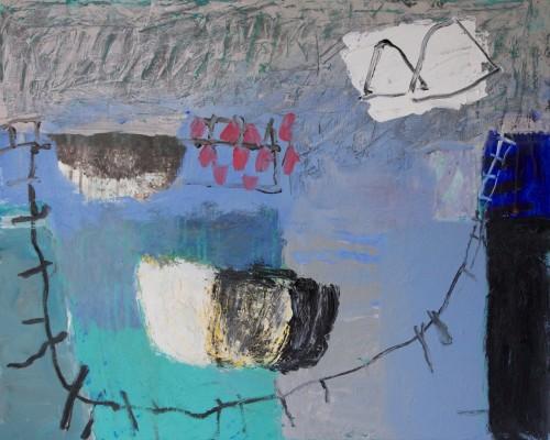 David Pearce, Buoys (London Gallery)