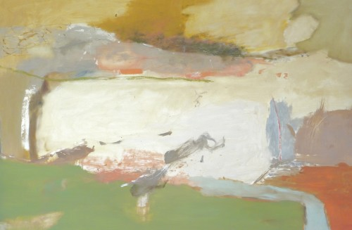 Dooze Storey, Green Mouth (London Gallery)