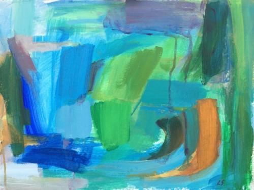 Laura Sednaoui, Emerald Haze (London Gallery)