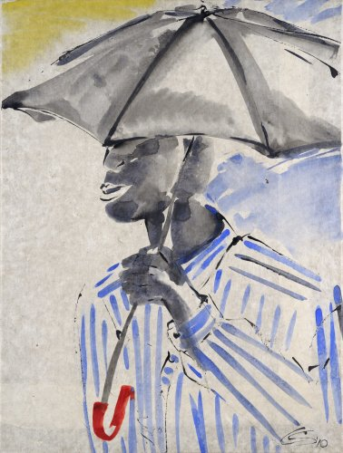 Christine Seifert, In the Shade (London Gallery)