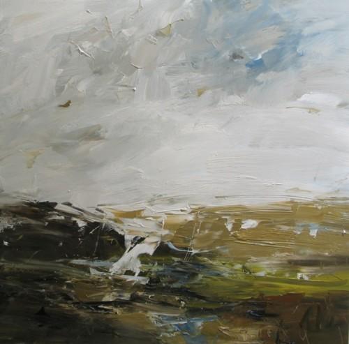 Louise Balaam, Presell Hills, Glancing Light (London Gallery)
