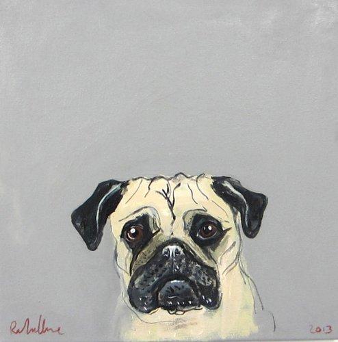 Robert James Clarke, Pug (London Gallery)