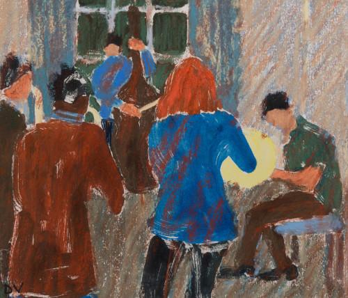 Dione Verulam, All that Jazz (London Gallery)