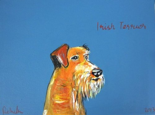 Robert James Clarke, Irish Terrier