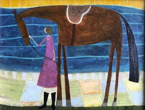 Ellen Skidmore, Most (Hungerford Gallery)
