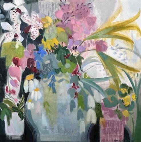 Annabel Fairfax, Summer Vase (London Gallery)