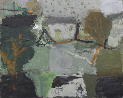 David Pearce, Smallholding II (London Gallery)