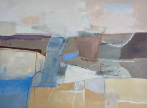 Dooze Storey, Sea Glimpse (London Gallery)