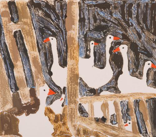 Dione Verulam, Transylvanian Geese III