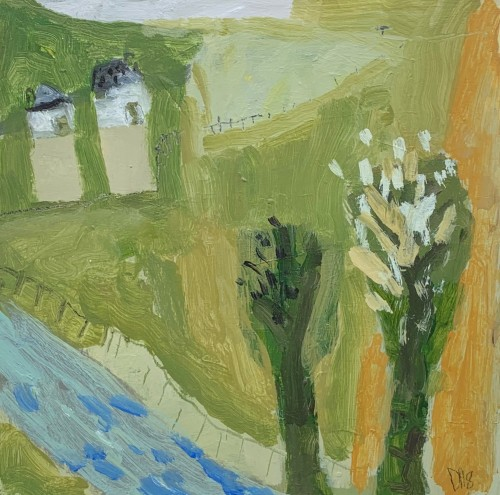 David Pearce, Spring Blossom