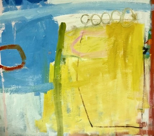 Chloë Lamb, May 2018 (Hungerford Gallery)