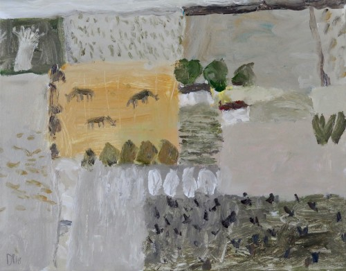 David Pearce, Farmstead (London Gallery)