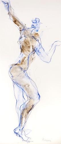 Bella Pieroni, Nanna (Mounted) (Hungerford Gallery)