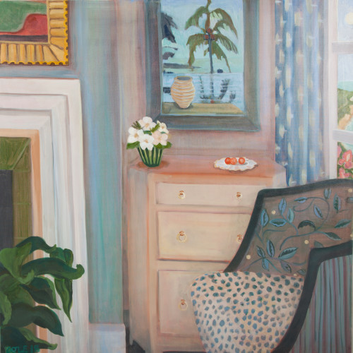 Lottie Cole, Barbados Interior (London Gallery)