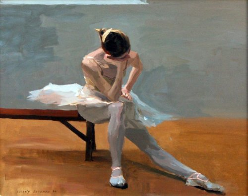 Valeriy Gridnev, Watching Rehearsal (Hungerford Gallery)