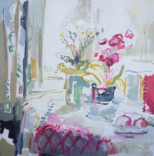 Kate Rhodes, First Bloom (Hungerford Gallery)