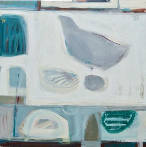 Shirin Tabeshfar Houston, Morning (London Gallery)