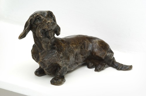 Rosemary Cook, Cyril (Daschund)