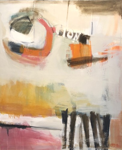 Kathy Montgomery, Bon Voyage (London Gallery)