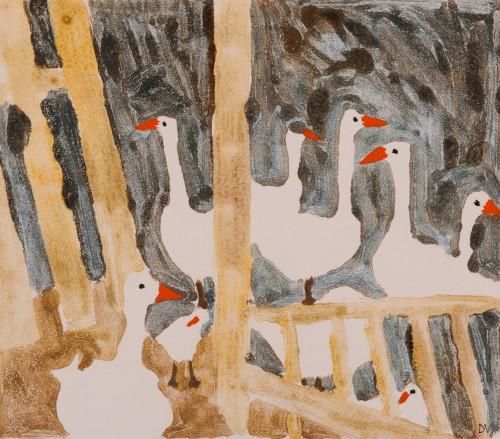 Dione Verulam, Transylvanian Geese V